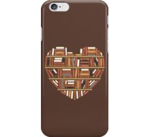 I Heart Books iPhone Case/Skin