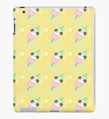 Animal dango! iPad Case/Skin