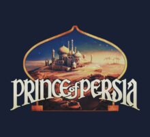 Prince of Persia Retro Realistic Style - DOS game fan shirt T-Shirt