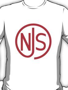 NJS stamp (red print) T-Shirt