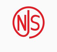 NJS stamp (red print) Unisex T-Shirt