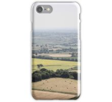 Countryside Landscape. iPhone Case/Skin