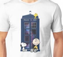 Doctor Who - Charlie Brown Unisex T-Shirt
