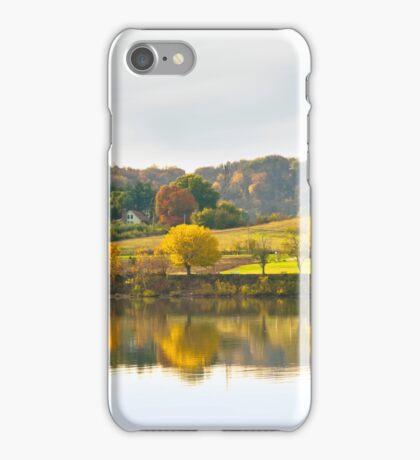 Indiana Autumn iPhone Case/Skin