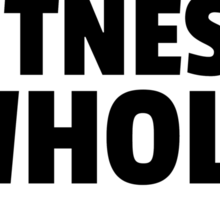 Fitness? Sticker