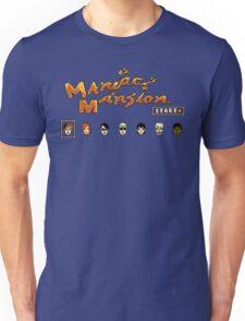 Maniac Mansion (NES) Unisex T-Shirt