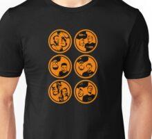 FunHaus Logos (Vertical) Unisex T-Shirt
