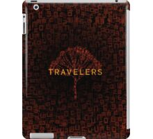 Travelers - Tree of time iPad Case/Skin