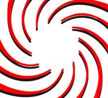 Loch spirale  Sticker