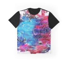 Zen Doodle 1 Magenta (Revised) Graphic T-Shirt