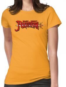 Magic Knight Rayearth (SNES) Womens Fitted T-Shirt
