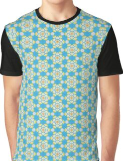 Summer Is Here - A Mosaic Graphic T-Shirt