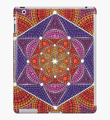 Fire Star- Genesis Pattern iPad Case/Skin