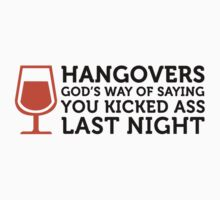 Hangovers by artpolitic