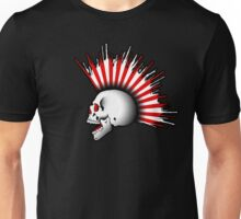 Kamikaze Skull! Unisex T-Shirt