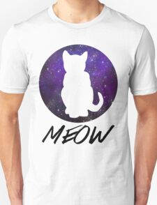 Galaxy kitten T-Shirt