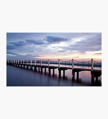 Narrabeen Ocean Pool Photographic Print