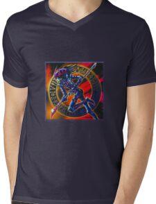 chaos ensues Mens V-Neck T-Shirt