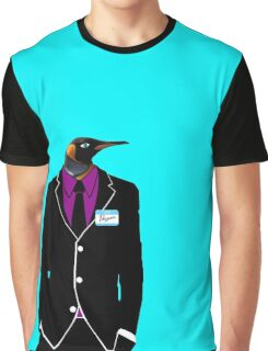 Anthropomorphism Graphic T-Shirt