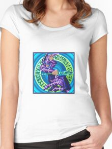 seemingly holo Women's Fitted Scoop T-Shirt