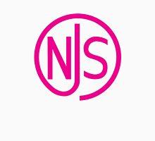 NJS stamp (pink print) Unisex T-Shirt
