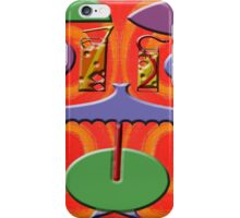 COLD DRINKS IN THE HOT SUN iPhone Case/Skin