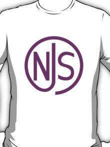 NJS stamp (purple print) T-Shirt