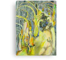 Elfkings daughters Canvas Print