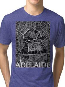 Adelaide (Black) Tri-blend T-Shirt