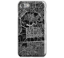 Adelaide (Black) iPhone Case/Skin