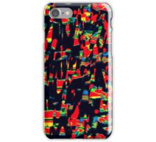 The Crowded Harbour iPhone Case/Skin