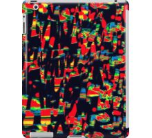 The Crowded Harbour iPad Case/Skin
