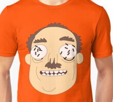 Rick and Morty Ants in my eyes Johnson Unisex T-Shirt