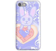 Kawaii Bunny unicorn  iPhone Case/Skin