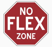 No Flex Zone - Stop Sign by ThNTWRNG