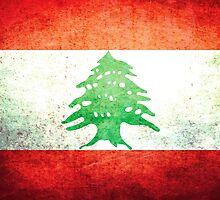 Lebanon - Vintage by solnoirstudios
