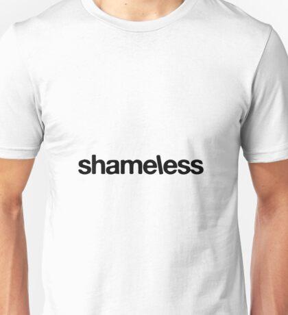 Shameless-Showtime Tv Show Logo Unisex T-Shirt