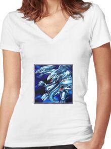 ultimatest Women's Fitted V-Neck T-Shirt