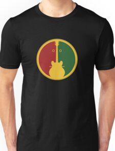1Guitar 2Players Reggae Unisex T-Shirt