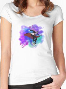 ssssICK Women's Fitted Scoop T-Shirt