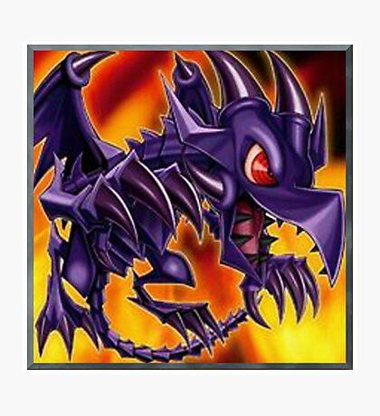 toon dragon ay Photographic Print