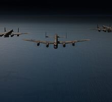 Dambusters: second flight by Gary Eason + Flight Artworks