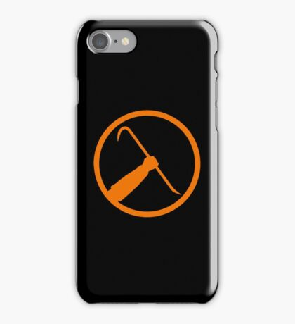 Half Life Crowbar iPhone Case/Skin