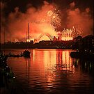 New Year at Jones Bay Wharf by andreisky