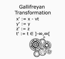 Gallifreyan Transformation Unisex T-Shirt