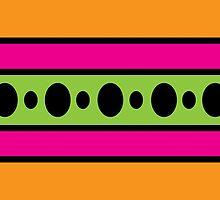 Bright Neon by ArtfulDoodler