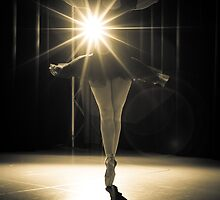 Dancing In A Dark Light by Pixelglo Photography