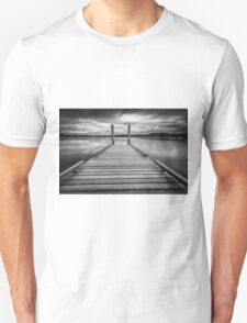 Comox lake Vancouver island Unisex T-Shirt