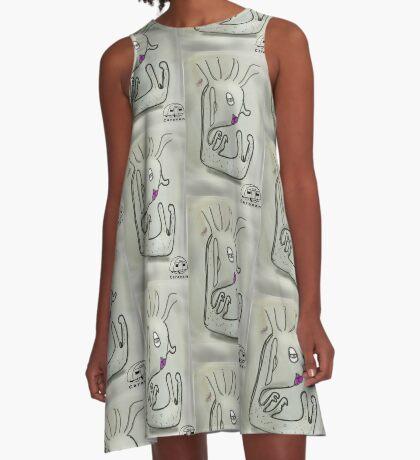 46. Baby A-Line Dress