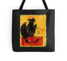 Fury of the Night - Vintage Edition Tote Bag